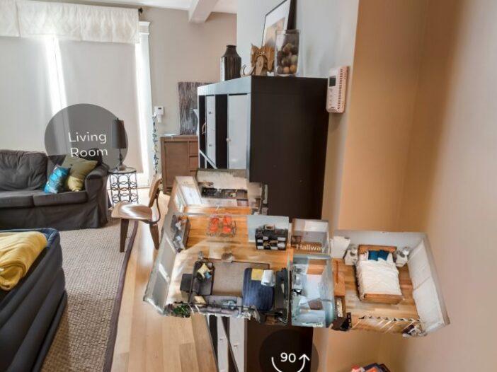 Airbnb visite en VR ou AR