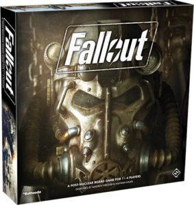 Fallout Jeu de plateau - La boite