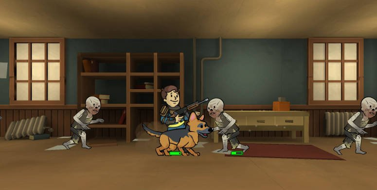 Fallout Shelter Mission