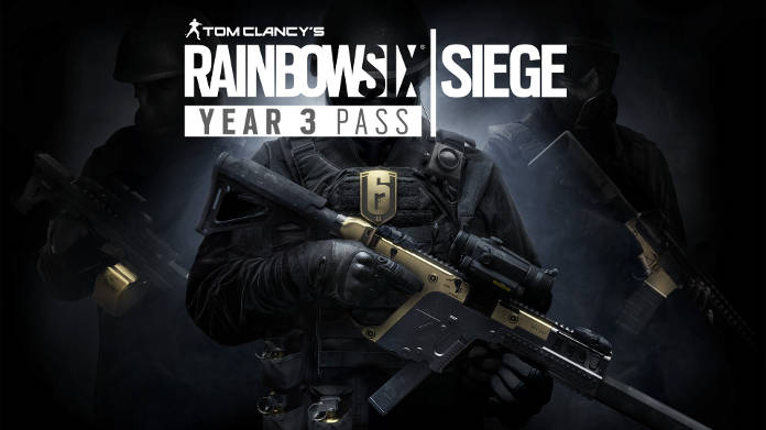 Rainbow Six Siege - Year Pass 3