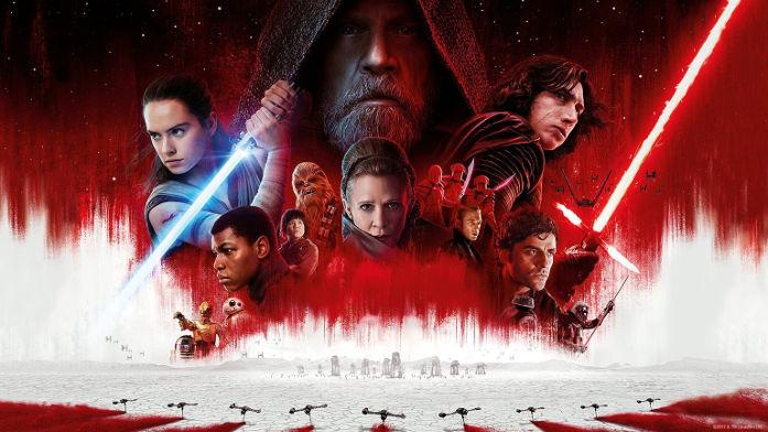 Star Wars the last jedi le film