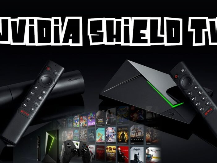 Nvidia Shield - Upscaling par IA