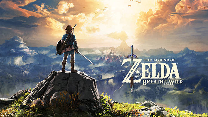 The legend of Zelda Breath of the wild - Zelda DLC