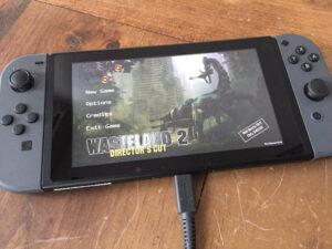 Wasteland 2 sur Switch