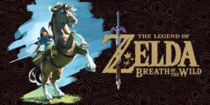 Zelda Breath of the Wild - donjon
