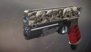 Destiny 2 Empereur des rats