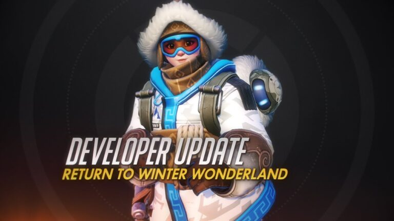 Actu : Overwatch : La chasse au Yeti – Evénement de l'hiver