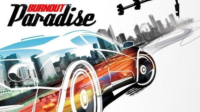 Burnout Paradise HD Remaster PS4