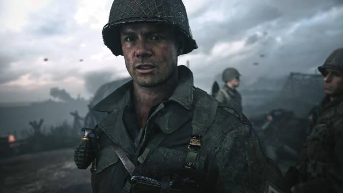 Call of Duty WW2 - COD WW2 patch 1.09 - mise à jour