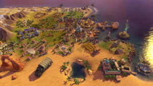 Civilization 6 - Rise and Fall - nouvelle extension