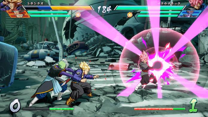 Dragon Ball FighterZ - Goku Black Ultimate