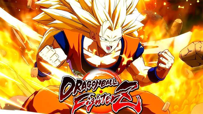 Dragon Ball FighterZ - Test