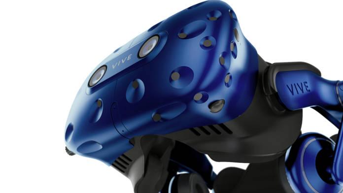 HTC Vive Pro Gros Plan