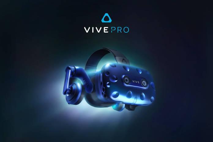 HTC Vive Pro : La nouvelle génération de casque VR