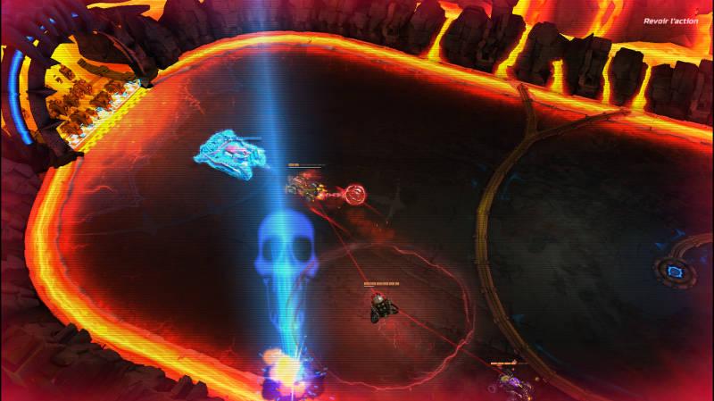 Heavy Metal Machines - meilleurs jeux PC gratuits 2018 - gameplay 2