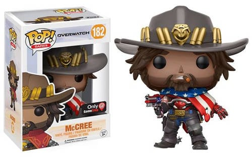 McCree Overwatch US