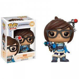 Mei Overwatch Figurine Pop