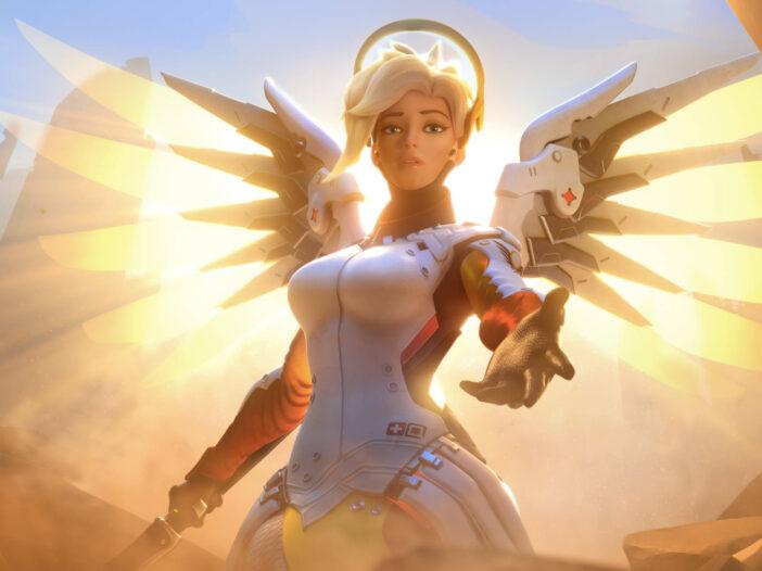 Mercy Overwatch - nerf et mise à jour