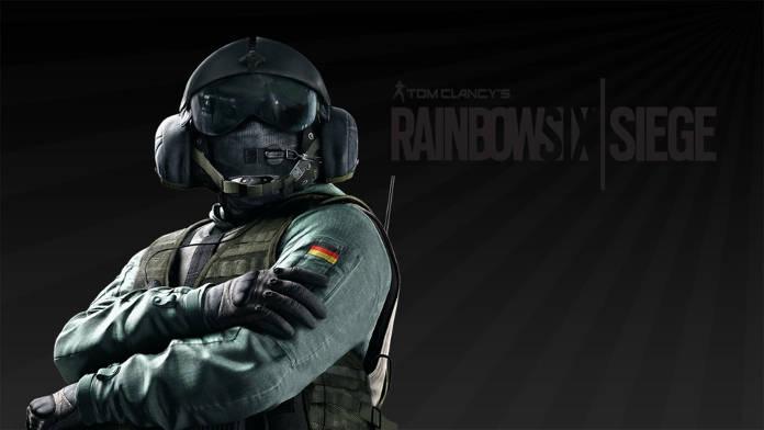 Exploit Rainbow Six Siege - Jager exploit bouclier