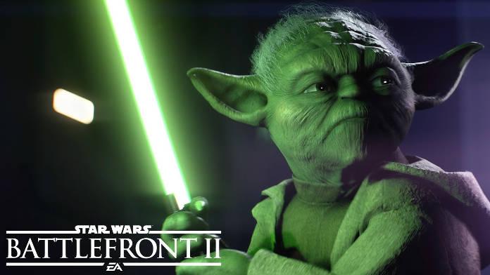 Star Wars Battlefront 2 - Mise à jour - nouvelle saison - nouveau mode de jeu - progressions