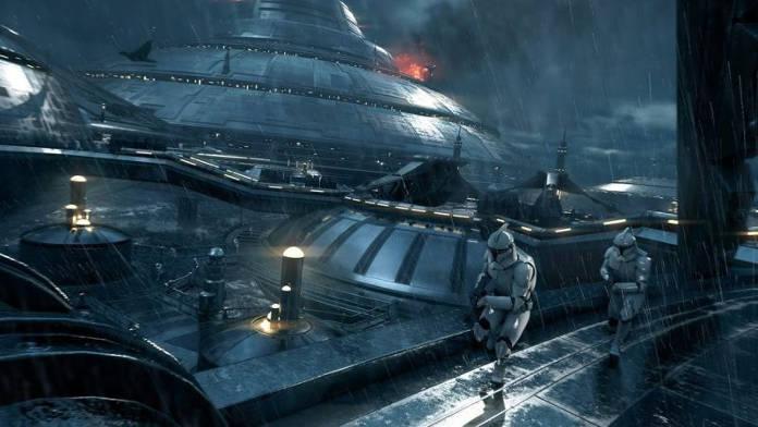 Star Wars Battlefront 2 - Mise à jour serveur