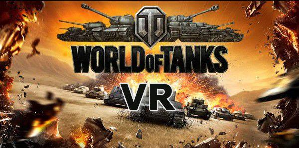 World Of Tanks VR : Une expérience VR à la maison et dans des salles VR