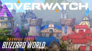 Overwatch - Blizzard World - Nouvelle carte et détails
