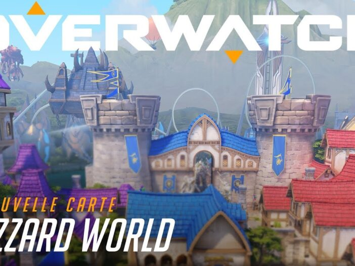 Overwatch - Blizzard World - Nouvelle carte et détails