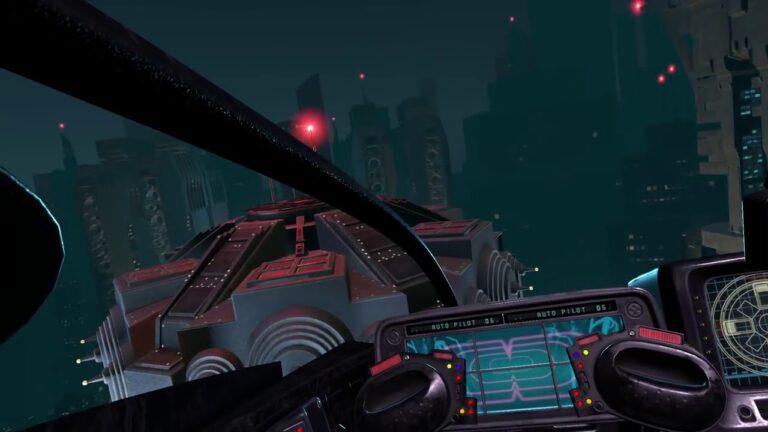 Blade Runner Revelations se dévoile avec un trailer