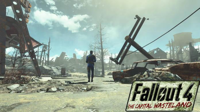 Des modeurs reconstruisent Fallout 3 dans Fallout 4 - Les images