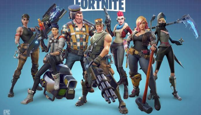 Fortnite - Comment jouer en crossplay entre PC et PS4
