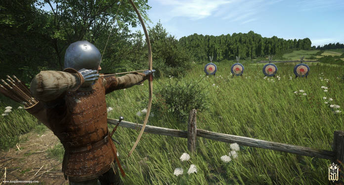 Kingdom Come Deliverance - Test - Arc