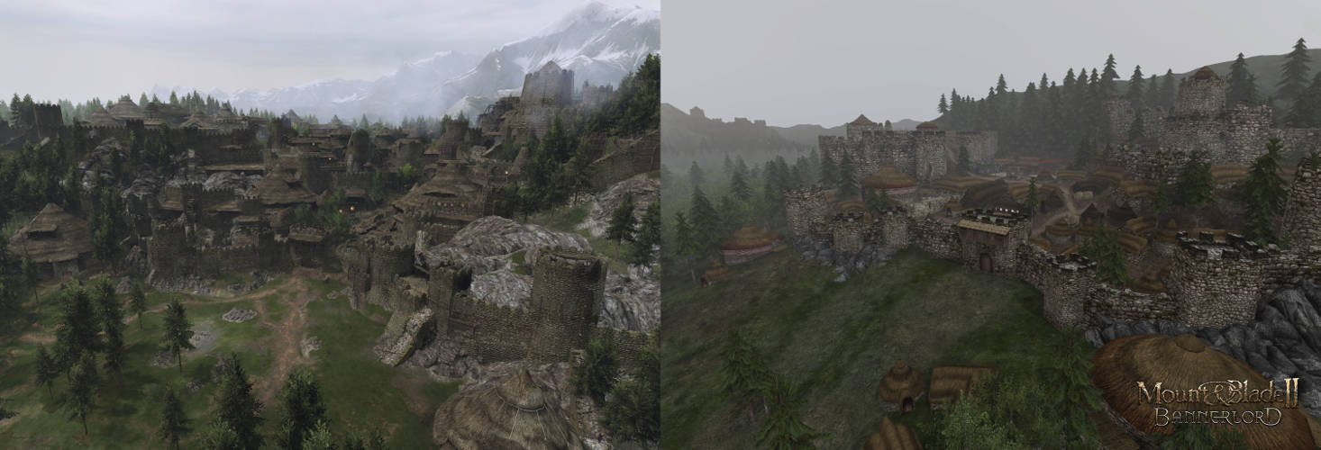 Mount & Blade 2 Bannerlord Toutes les informations, une date - evolution