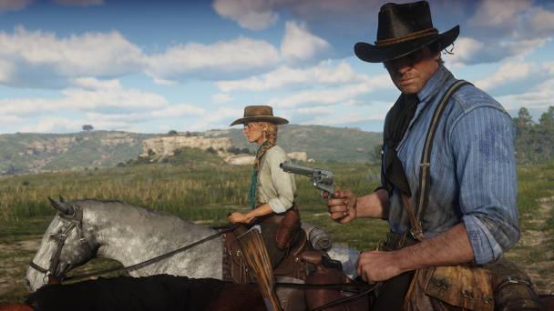 Red Dead Redemption 2 - Toutes les infos, date, trailer - chevauchée à deux
