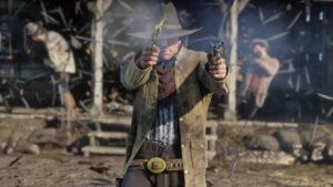 Red Dead Redemption 2 - Toutes les infos, date, trailer - double revolver