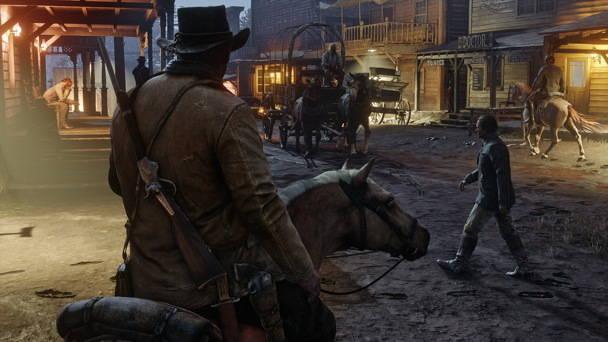 Red Dead Redemption 2 - Toutes les infos, date, trailer - en ville