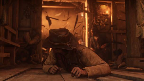 Red Dead Redemption 2 - Toutes les infos, date, trailer - explosion