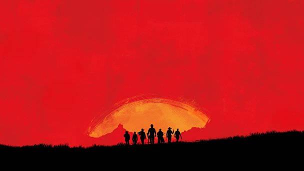 Red Dead Redemption 2 - Toutes les infos, date, trailer - les 7 mercenaires