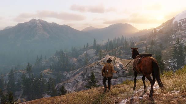 Red Dead Redemption 2 - Toutes les infos, date, trailer - montagnes