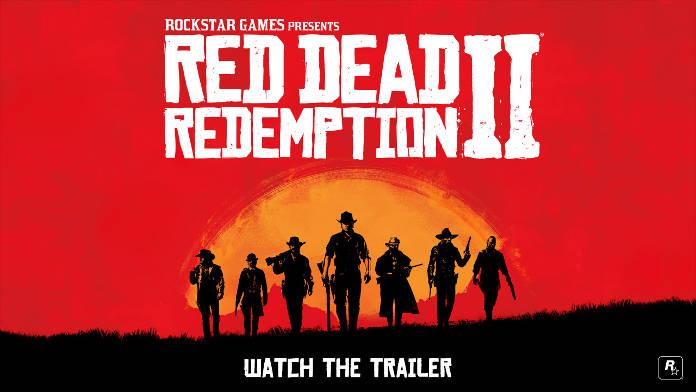 Red Dead Redemption 2 - trailer et un mode Battle Royale