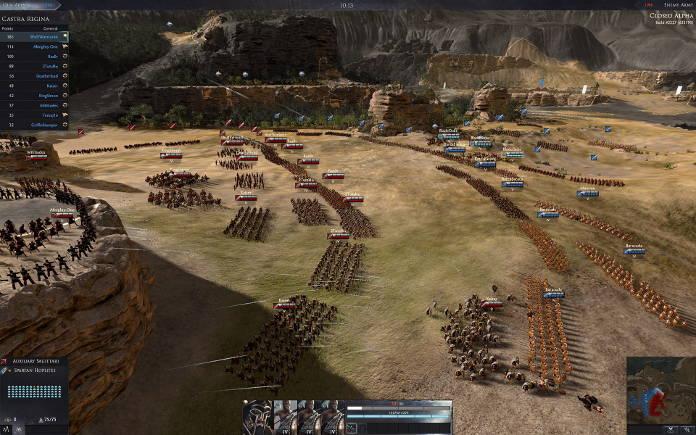 Total War Arena - La bêta est ouverte - stratégie en temps réel - grandes batailles multijoueur