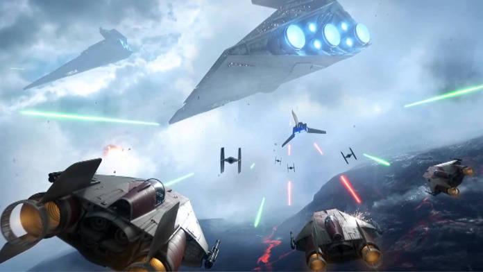EA embauche pour un jeu Star Wars Open World