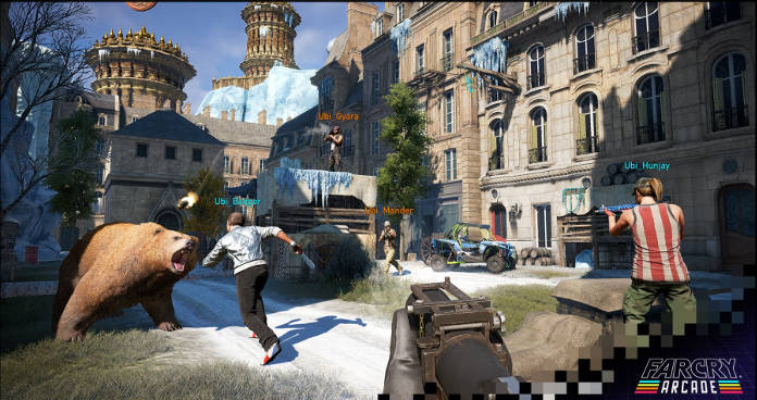 Far Cry 5 - L'éditeur de carte Far Cry Arcade offre de nouvelles possibilités - Far Cry Arcade Multijoueur
