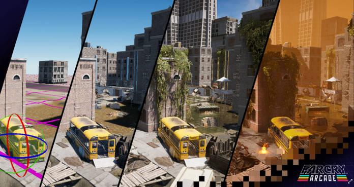 Far Cry 5 - L'éditeur de carte Far Cry Arcade offre de nouvelles possibilités - Far Cry Arcade