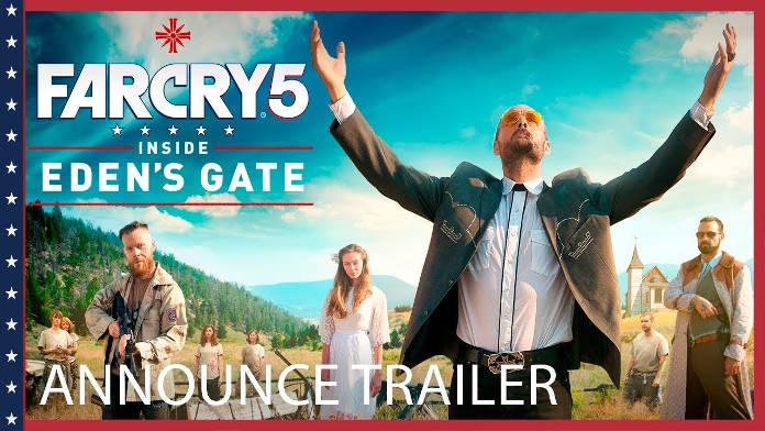 Far Cry 5 - Far Cry 5: Inside Eden's Gate