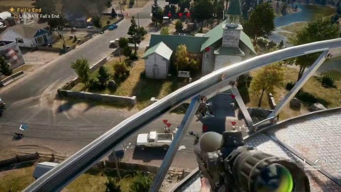 Far Cry 5 - Une heure de vidéo du gameplay