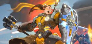 Overwatch - Nouveau personnage Brigitte - Capacités et histoire