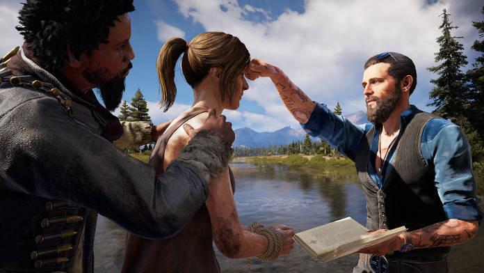 Test Far Cry 5 - Le meilleur de la série - Histoire