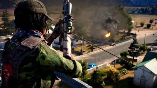 Test Far Cry 5 - Le meilleur de la série - Sniper
