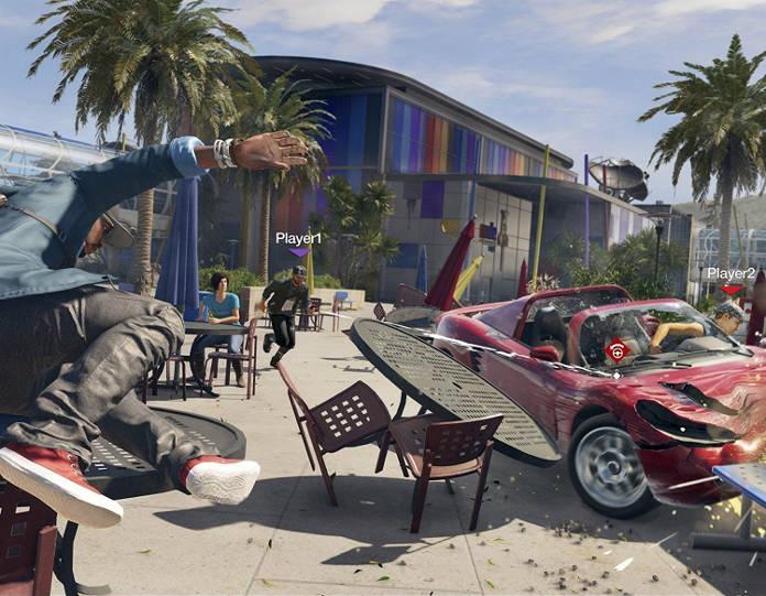 Ubisoft- Watch Dogs 2 - l'IA comme pilote de voiture